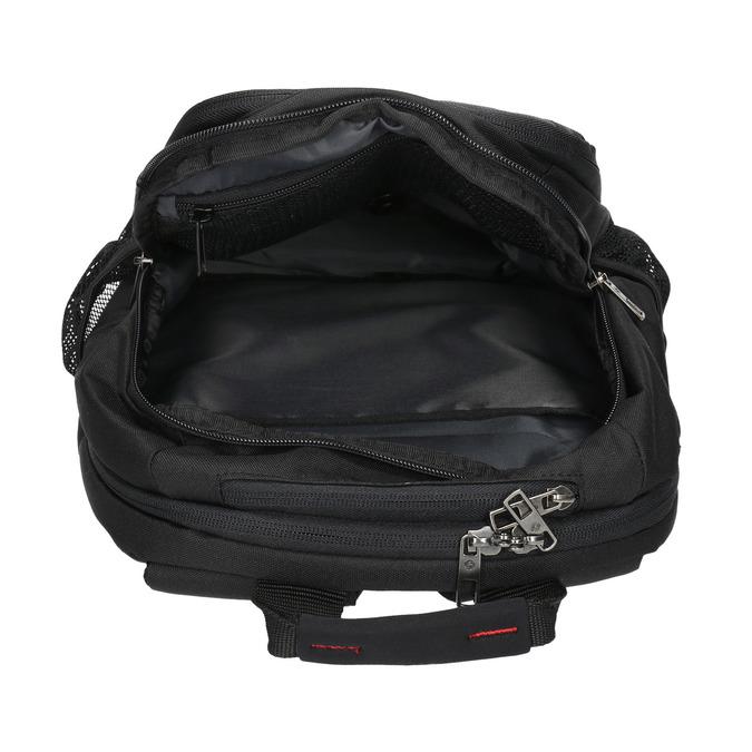 Kvalitný batoh na notebook samsonite, čierna, 969-2395 - 15