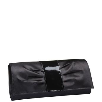 Dámska listová kabelka bata, čierna, 969-6260 - 13