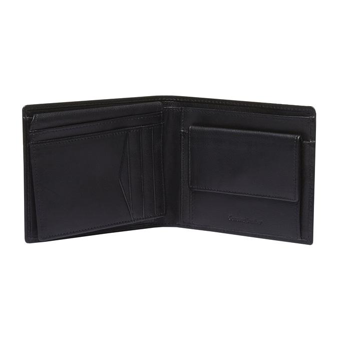 Pánská kožená peňaženka bata, čierna, 944-6124 - 15