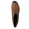Dámska členková obuv bata, hnedá, 696-4603 - 19