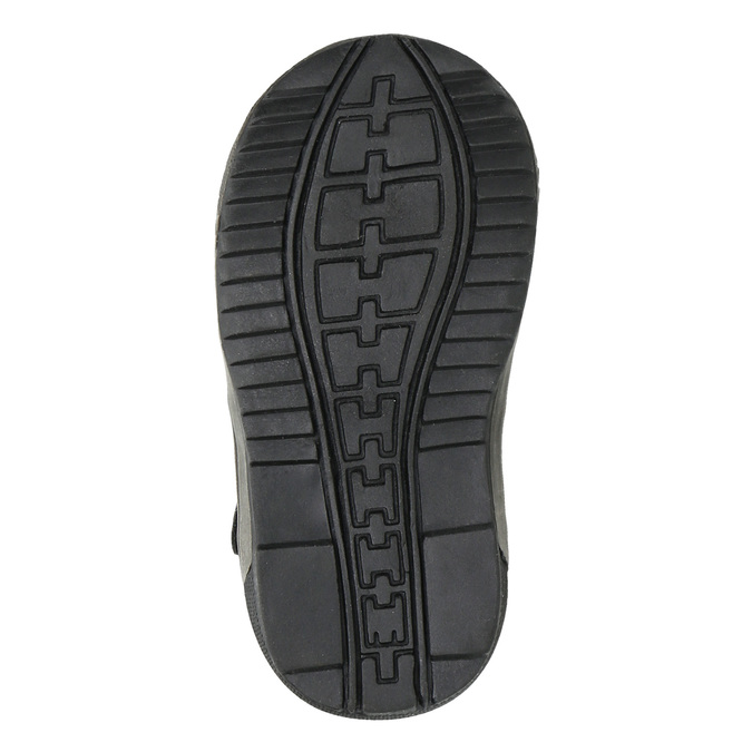 Dámska členková obuv bubblegummers, čierna, 111-6610 - 26