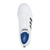 Pánske biele tenisky adidas, biela, 801-1188 - 19