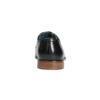 Kožené pánske poltopánky bata, čierna, 826-6643 - 17