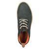 Pánske kožené Chukka Boots weinbrenner, modrá, 846-9629 - 19