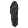 Kožené Chelsea Boots bata, čierna, 596-6641 - 26