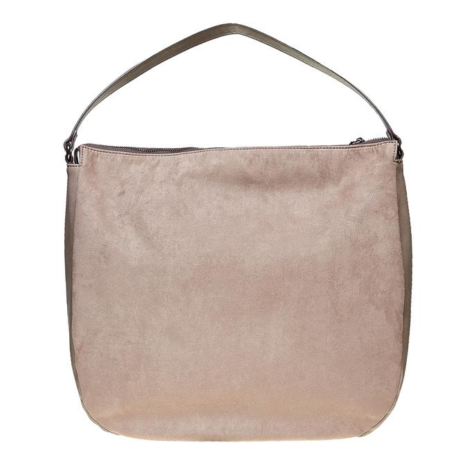Hobo kabelka so zipsami bata, béžová, 969-2460 - 26