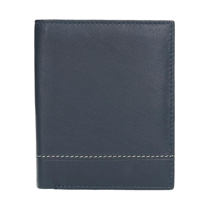 Kožená pánska peňaženka bata, modrá, 944-9174 - 26