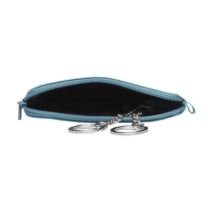 Kožená peňaženka bata, modrá, 944-9161 - 15