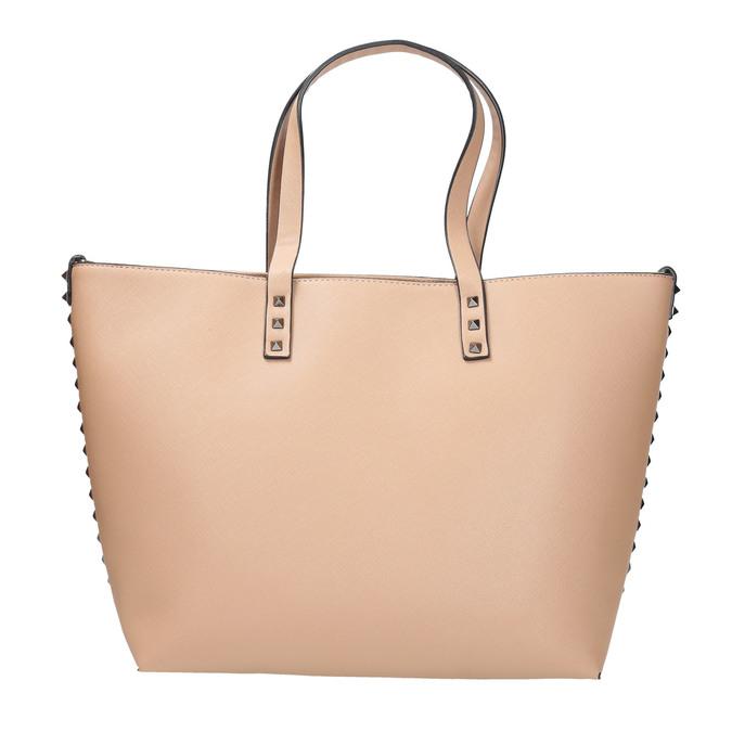 Shopper kabelka béžová bata, béžová, 961-8647 - 26