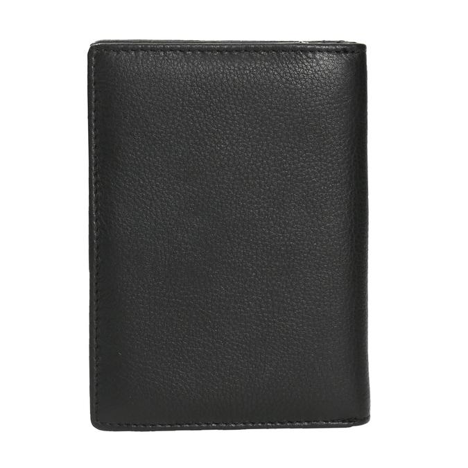 Kožená dámska peňaženka bata, čierna, 944-6163 - 19