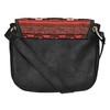 Crossbody kabelka s Etno vzorom bata, čierna, 969-6642 - 26