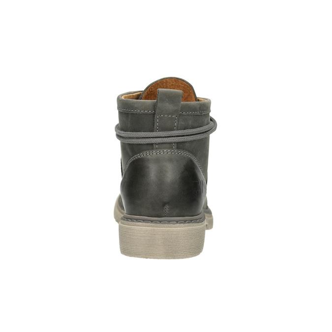 Dámska členková obuv weinbrenner, šedá, 594-2409 - 17