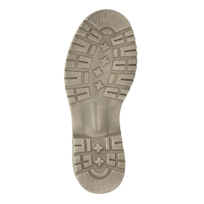 Dámska členková obuv weinbrenner, šedá, 594-2409 - 26