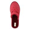 Domáca dámska obuv bata, červená, 579-5611 - 19