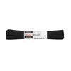 Čierne bavlnené šnúrky bata, čierna, 901-6121 - 13