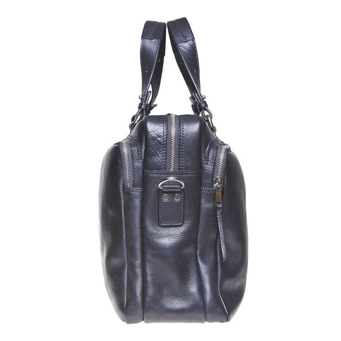 Seymur - aktovka bata, čierna, 964-6106 - 17