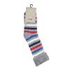 Teplé detské ponožky bata, šedá, 919-2422 - 26