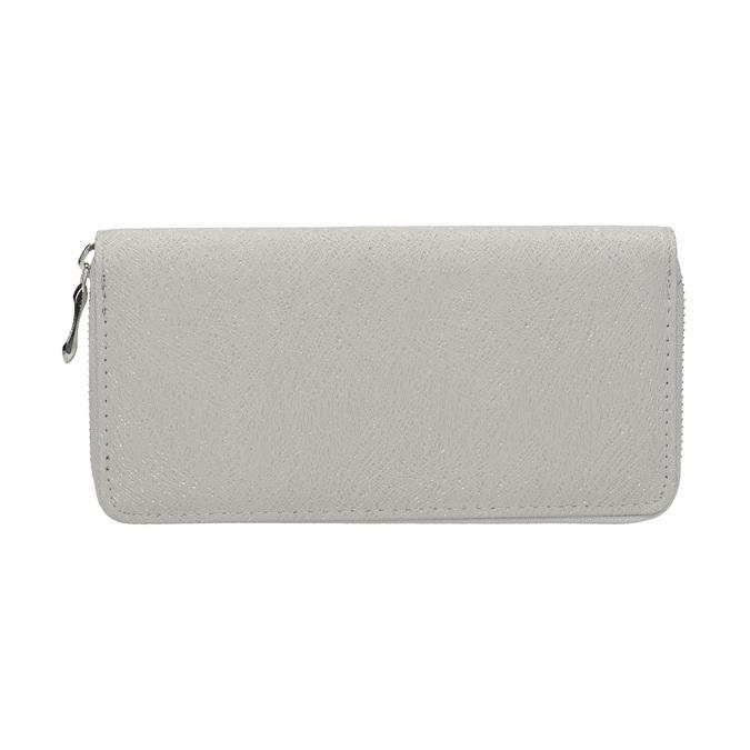Štýlová dámska peňaženka bata, šedá, 941-2151 - 26