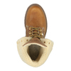 Dámska zimná obuv weinbrenner, hnedá, 596-4638 - 19