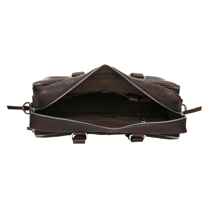 Seymur - aktovka bata, hnedá, 964-4106 - 15