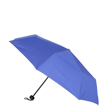 Skladací modrý dáždnik bata, modrá, 909-9600 - 13