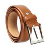 Hnedý pánsky kožený opasok bata, hnedá, 954-3153 - 13