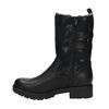 Štýlové dámske čižmy bata, čierna, 599-6610 - 26