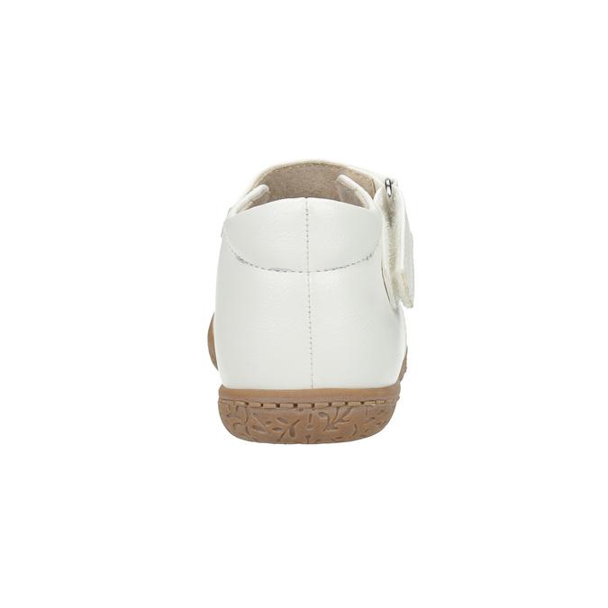 Dievčenská členková obuv bubblegummers, biela, 121-1617 - 17