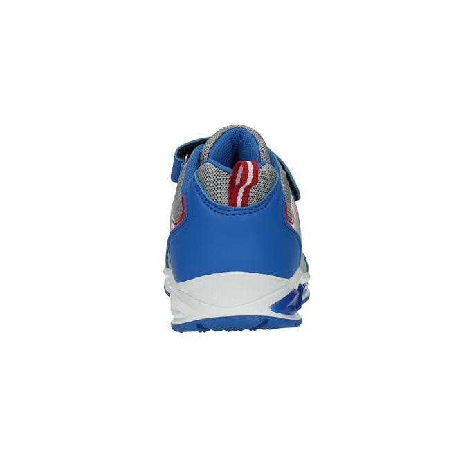 Detské športové tenisky mini-b, modrá, 211-9172 - 17