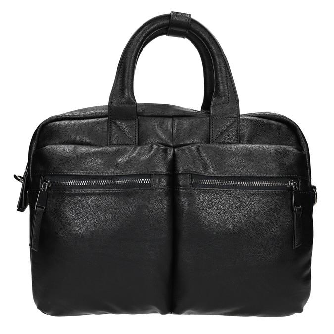 Čierna brašna bata, čierna, 961-6521 - 26