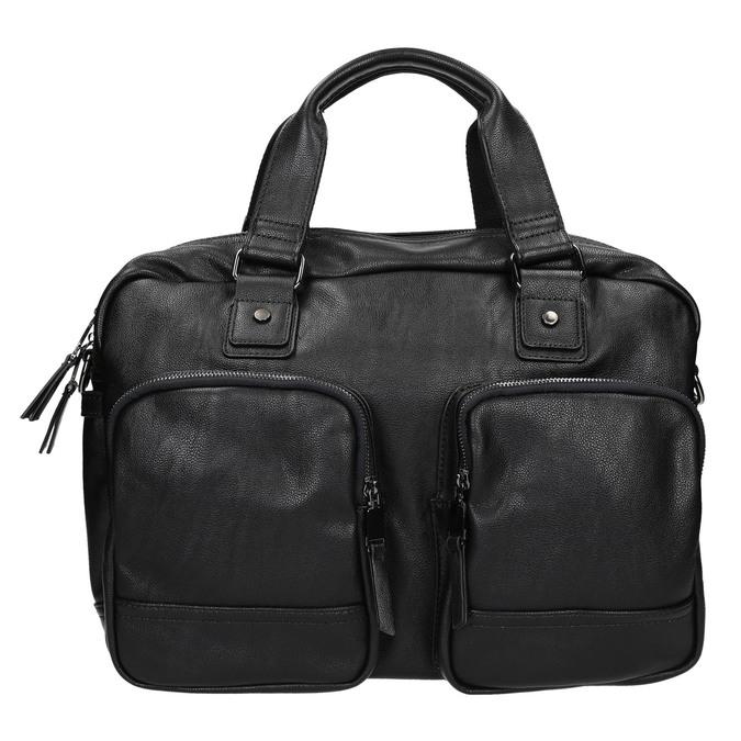 Čierna brašna bata, čierna, 961-6532 - 26