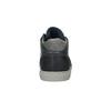 Kožené členkové tenisky pánske bata, modrá, 844-9631 - 17