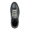 Kožené členkové tenisky pánske bata, modrá, 844-9631 - 19