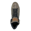 Kožené členkové tenisky bata, hnedá, 844-2632 - 19