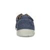 Ležérne kožené poltopánky weinbrenner, modrá, 846-9631 - 15