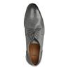 Kožené pánske Ombré poltopánky bata, šedá, 826-2794 - 19