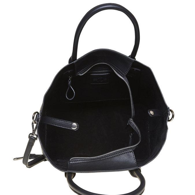 Elegantná dámska kabelka bata, čierna, 961-6278 - 15