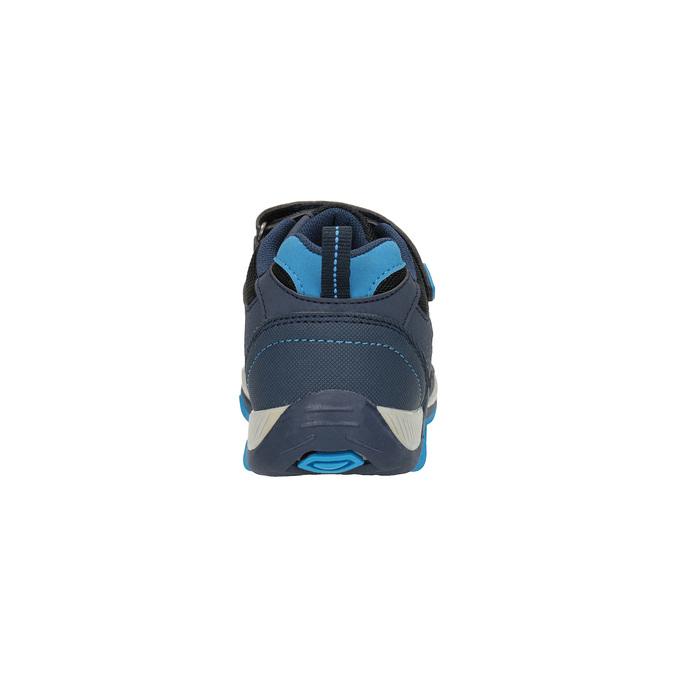 Detské športové tenisky mini-b, modrá, 411-9605 - 17