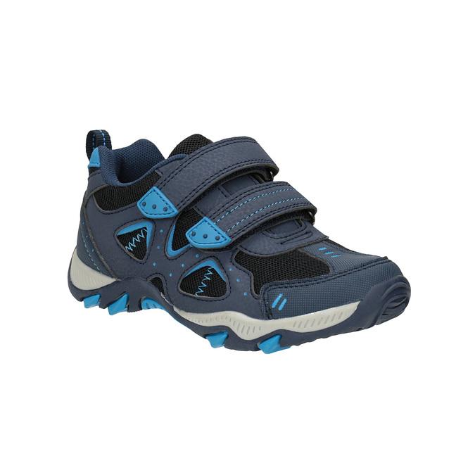 Detské športové tenisky mini-b, modrá, 411-9605 - 13