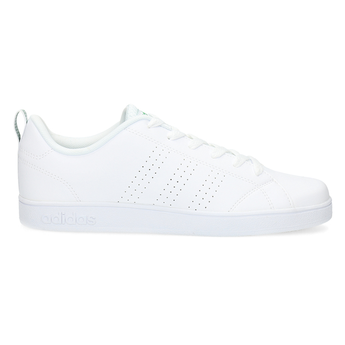 Detské biele tenisky adidas, biela, 401-1233 - 19