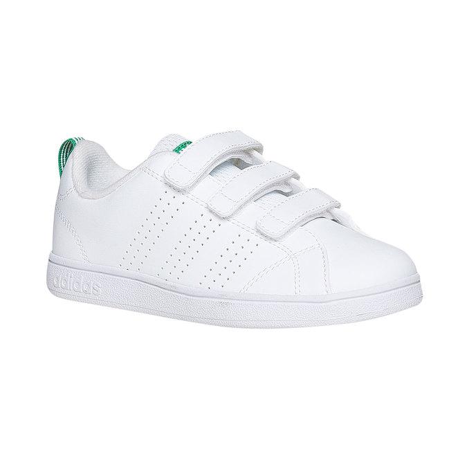 c5ca763fed Adidas Detské biele tenisky na suchý zips - Všetky chlapčenské ...