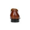Hnedé kožené Oxford poltopánky bata, hnedá, 826-3819 - 17