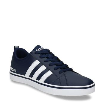Pánske ležérne tenisky adidas, modrá, 801-9136 - 13