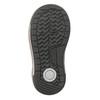 Detská kožená členková obuv bubblegummers, šedá, 114-2600 - 26