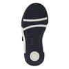Detská obuv na suchý zips mini-b, čierna, 211-6607 - 26