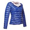Modrá prešívaná bunda bata, modrá, 979-9206 - 16