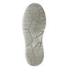 Ležérne kožené poltopánky weinbrenner, šedá, 846-2631 - 26
