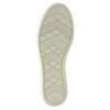 Dámske kožené tenisky modré bata, modrá, 526-9618 - 26