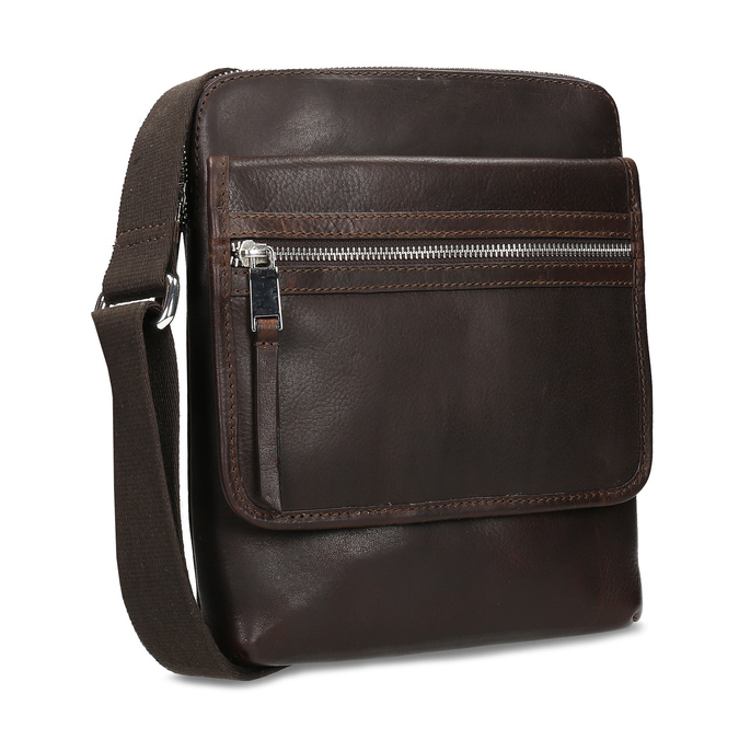 7f017286b5 Bata Hnedá pánska taška Crossbody - Pánske tašky