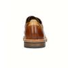 Ležérne pánske kožené poltopánky clarks, hnedá, 826-3089 - 17